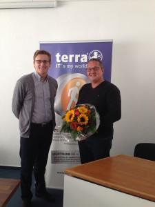 Tobias Brokop (GSU) und Heiko Netz